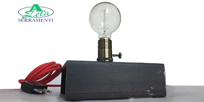 Lampada industrial edison
