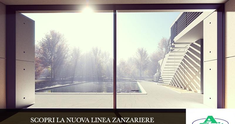 Zanzariere A.Zeta Serramenti