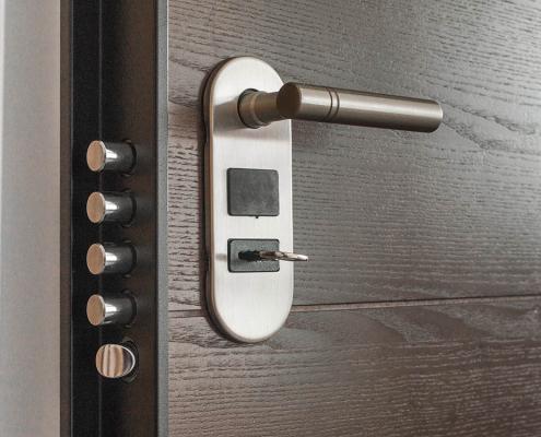 Come scegliere la porta blindata